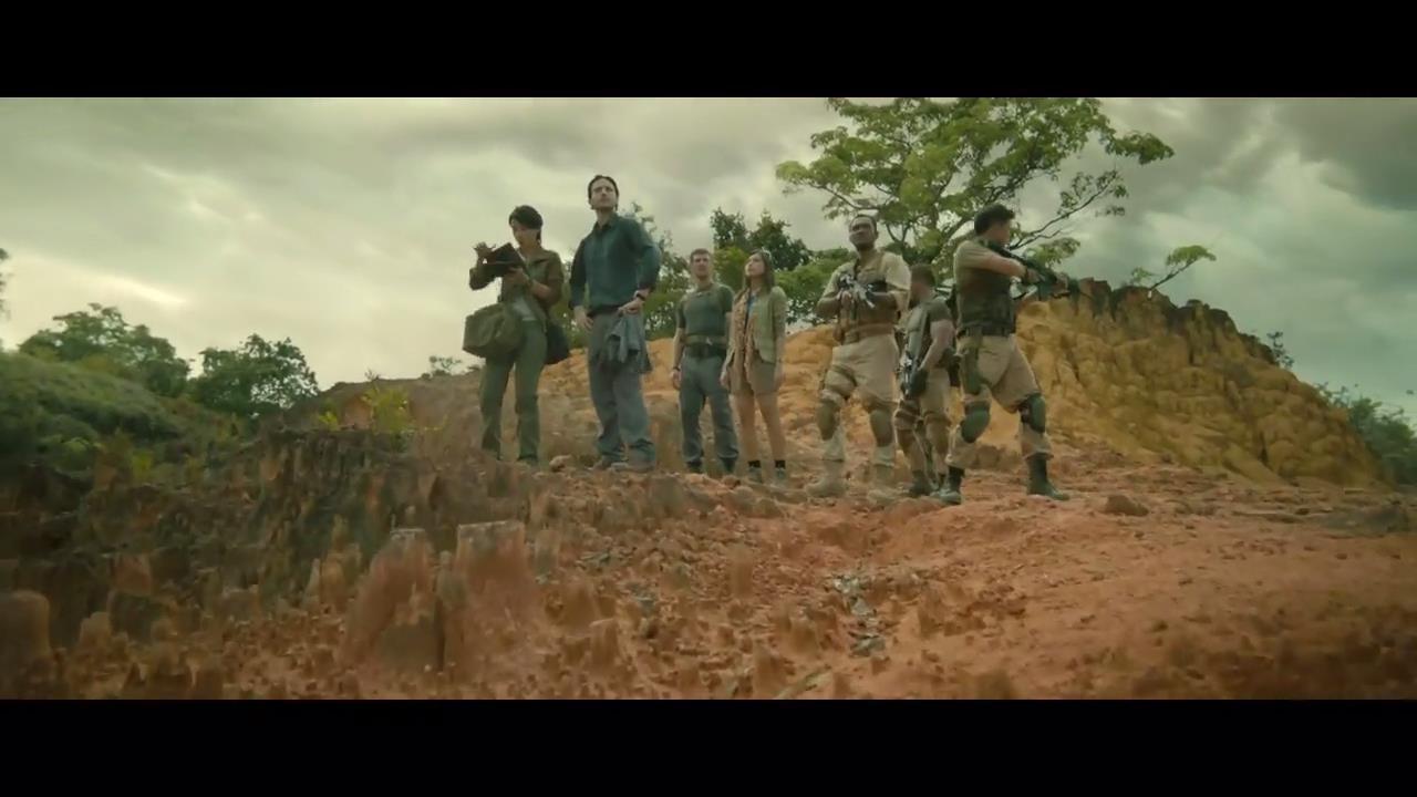 2012恐怖电影《死亡矿坑》2200字,7分钟剧情解说稿-第2张图片