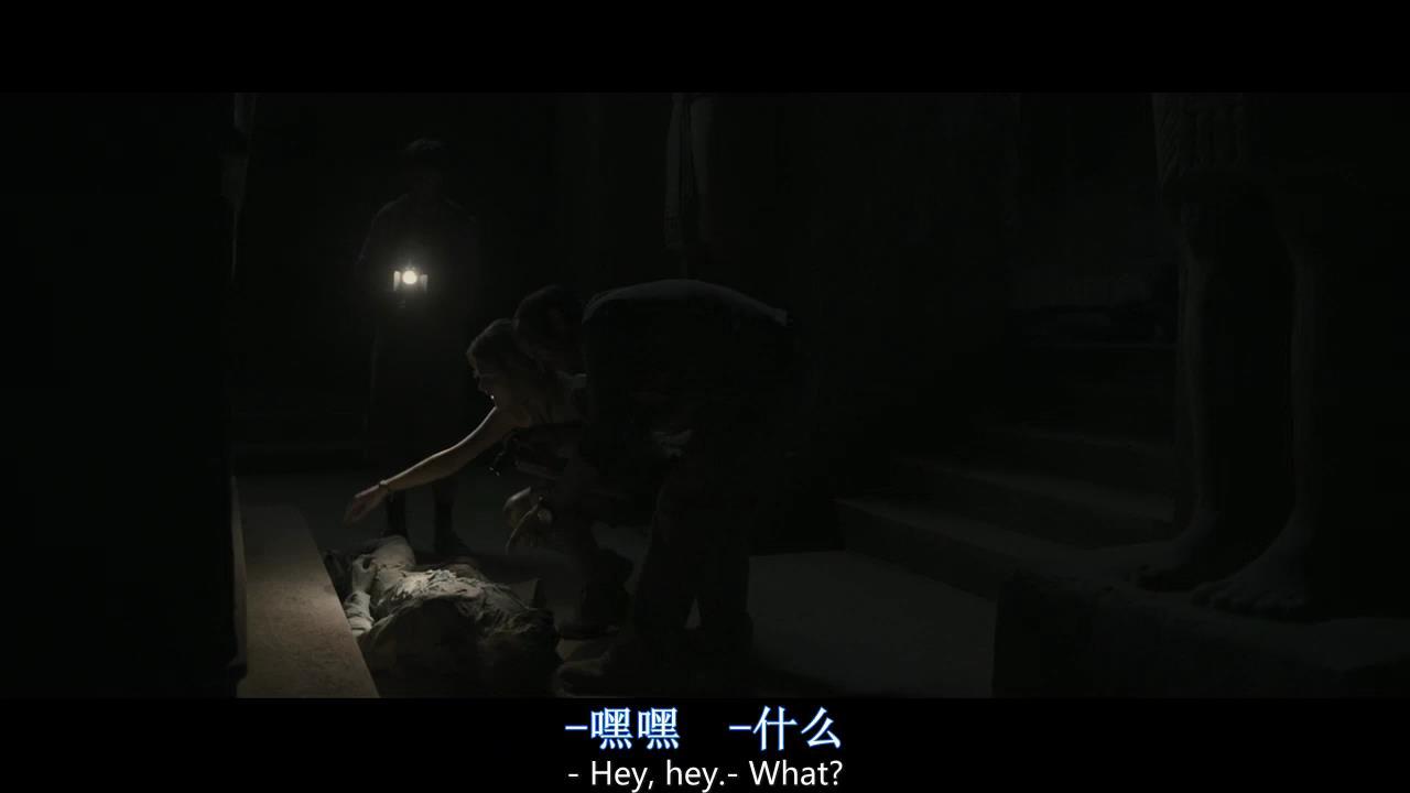 2014恐怖电影《夺命金字塔》2100字,6分钟剧情解说稿-第5张图片