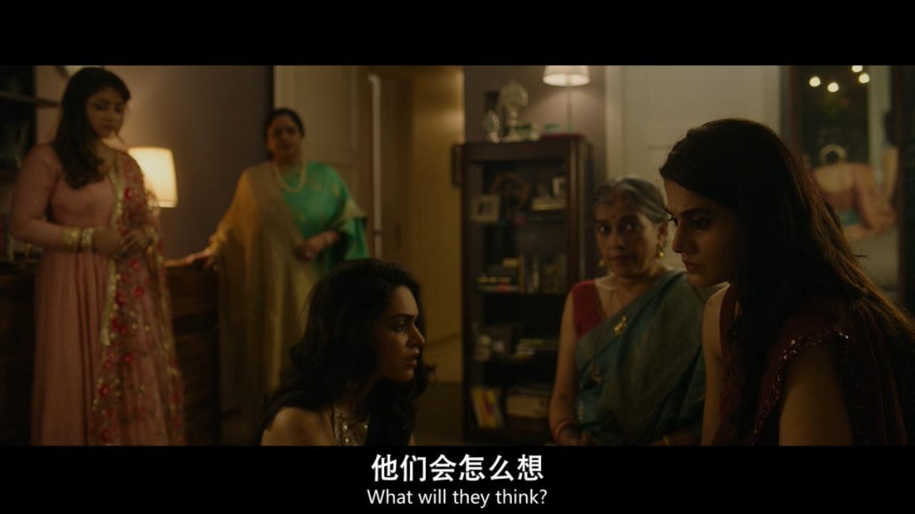 2020印度电影《耳光》2684字,8分钟剧情解说稿-第2张图片
