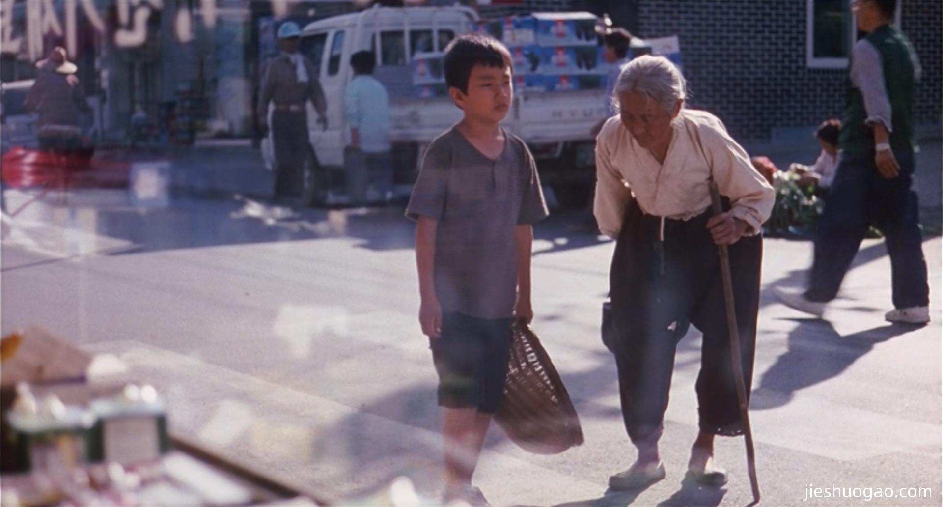 城里的孩子,乡下的外婆 |《外婆的家》8分钟2810字解说稿-第6张图片
