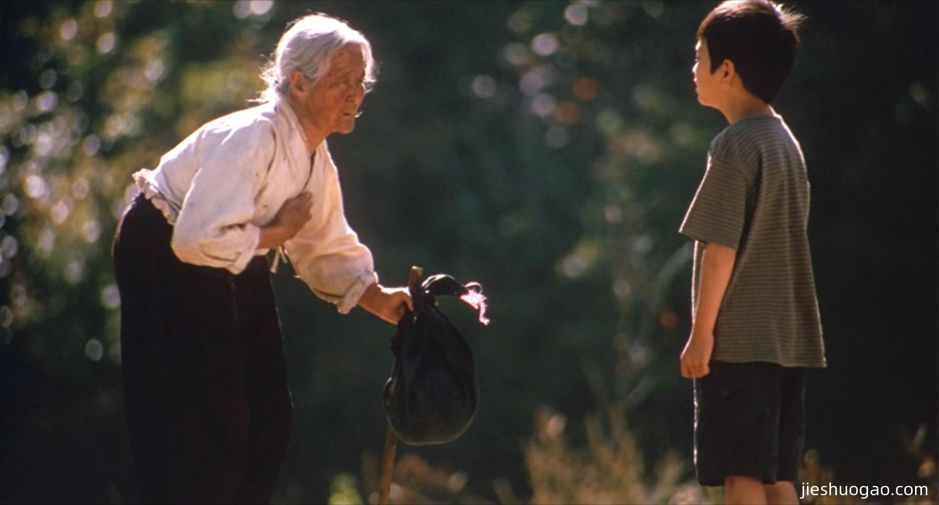 城里的孩子,乡下的外婆 |《外婆的家》8分钟2810字解说稿-第8张图片