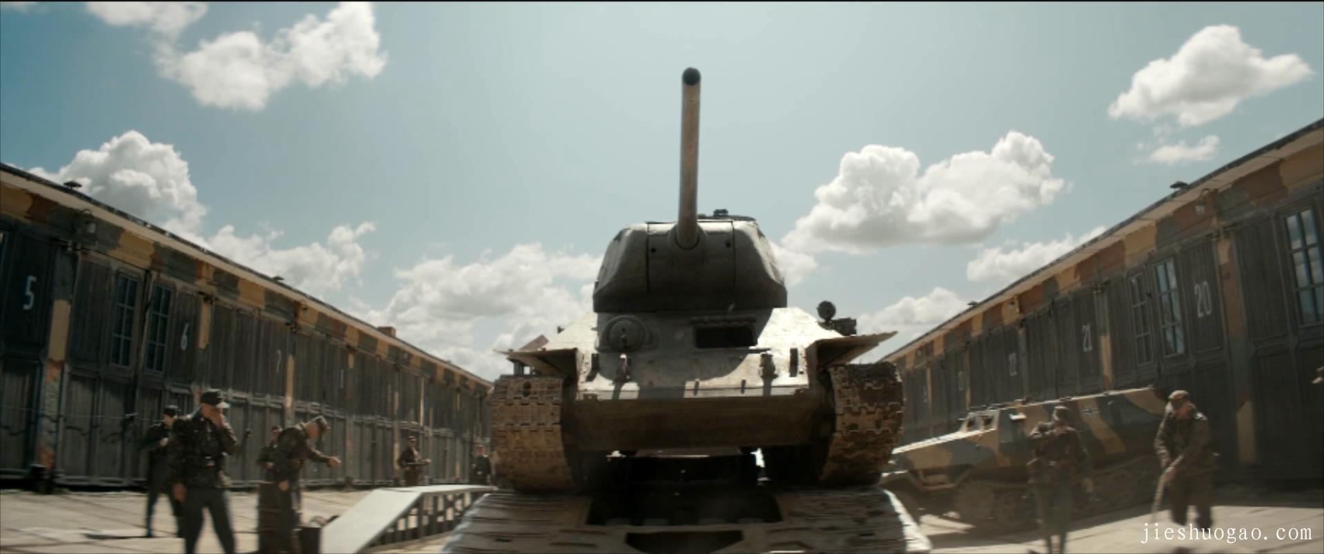 俄罗斯抗战神剧|《猎杀T34》7分钟2496字解说稿-第4张图片